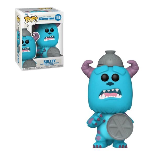 Disney Pixar Monsters Inc. 20th Anniversary Sully with Lid Funko Pop! Vinyl