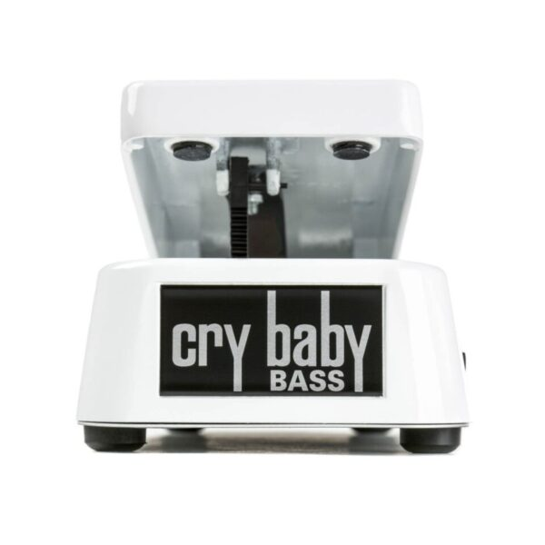 Dunlop CryBaby Bass Wah White