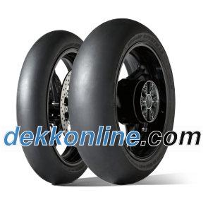 Dunlop Sportmax GP Racer D212 Slick ( 190/55 R17 TL bakhjul, Gummiblanding ENDURANCE, NHS )