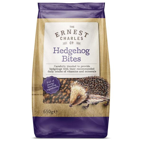 Ernest Charles Hedgehog Bites - 650g