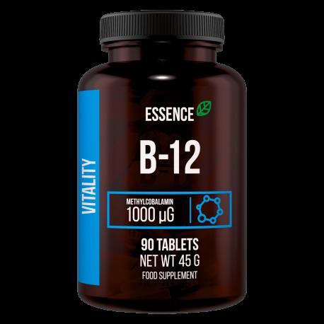 Essence B12 Methylcobalamin - 90 tabl.