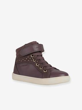 High Top Trainers for Girls, J Kathe Girl G by GEOX® purple