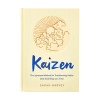 Kaizen: The Japanese Method for Transforming Habits by Sarah Harvey