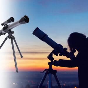Kids' Portable Telescope