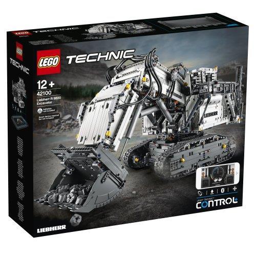 LEGO Technic 42100 Liebherr R 9800 Excavator