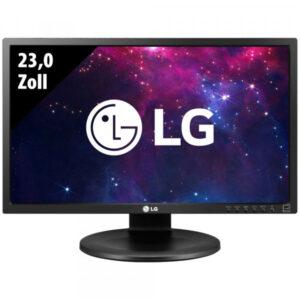 LG 23MB35PM-B - 23,0 Zoll - FHD (1920x1080) - 5ms - schwarz