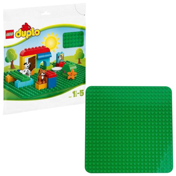 Lego Duplo My First Large Green Building Plate 2304