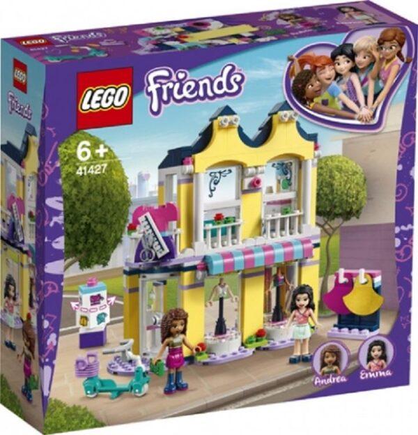 Lego Friends Emma's Fashion Shop 41427