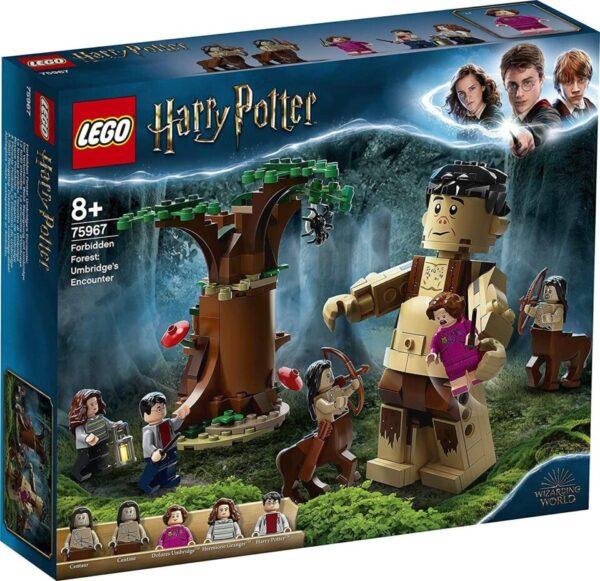Lego Harry Potter Forbidden Forest Umbridge's Encounter 75967