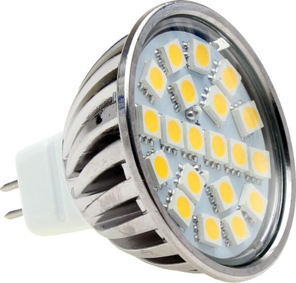 MR16-320 Lumilife LED Light Bulb 4 Watt (50W Equivalent) - Cool White