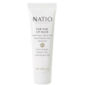 Natio Paw Paw Lip Balm (20ml)