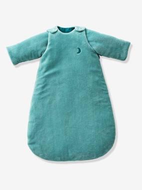 Oeko-Tex® Baby Sleep Bag in Polar Fleece, Alaska green