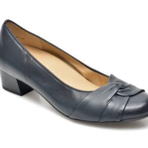 Pantofi ARA bleumarin, 35811, din piele naturala