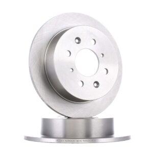 RIDEX Disques De Frein HONDA 82B0681 42510SELT50,42510SR3A10,42510SR3A11 Frein à Disque,Disque de frein 42510SELT50,42510SR3000,42510SR3A10