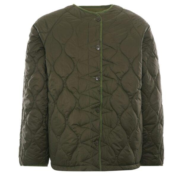 Reversible Liner Jacket - Green
