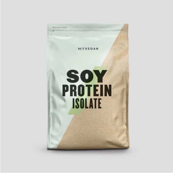 Soy Protein Isolate Powder - 1kg - Unflavoured