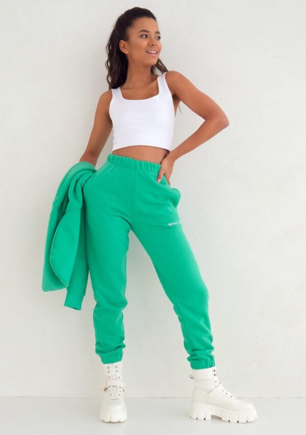 Spodnie dresowe Lush Green ILM