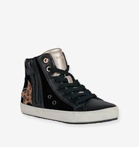 Trainers for Girls, J Kalispera Girl A by GEOX® black