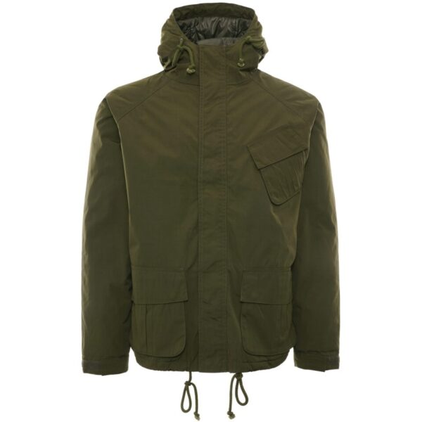 Water Repellant Mountain Jacket - Green