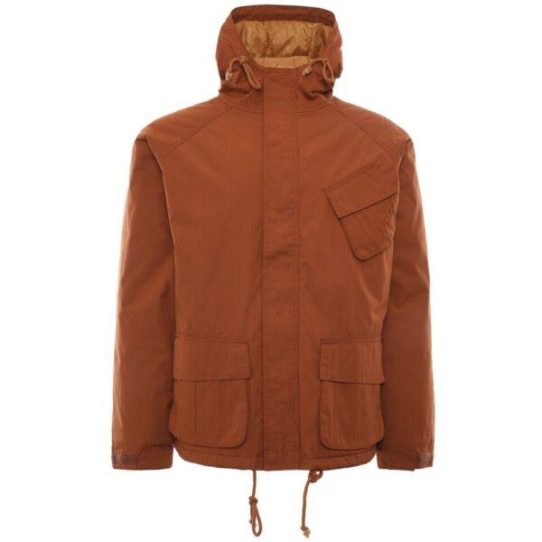Water Repellant Mountain Jacket - Orange