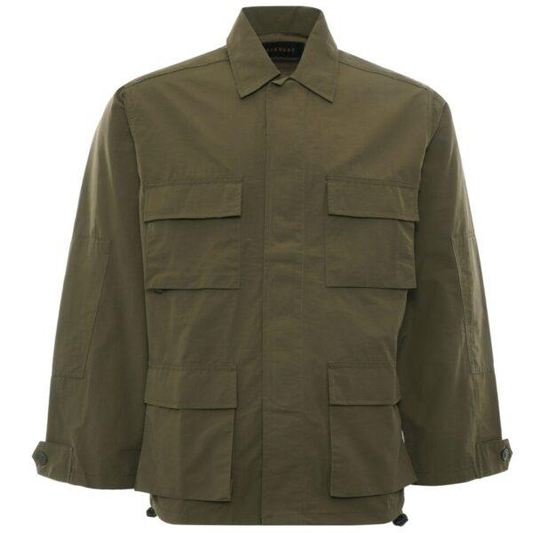 Water Repellant Vietnam Jacket - Green