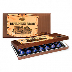 Конфеты в коробке Вечерний звон, Рот Фронт, 320 гр.