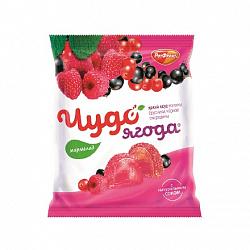 Мармелад Чудо-ягода - малина, смородина, клюква, Рот Фронт, 250 гр.