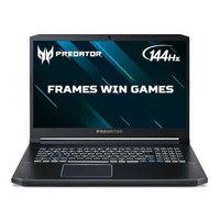 "Acer Predator Helios 300 17.3"" Intel Core i7 9750H 8GB / 1TB + 256 SSD NVIDIA GeForce GTX 1660 Ti Gaming Laptop"