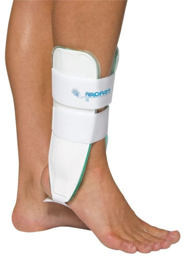 Aircast Air-Stirrup Ankle Brace - Right - Large