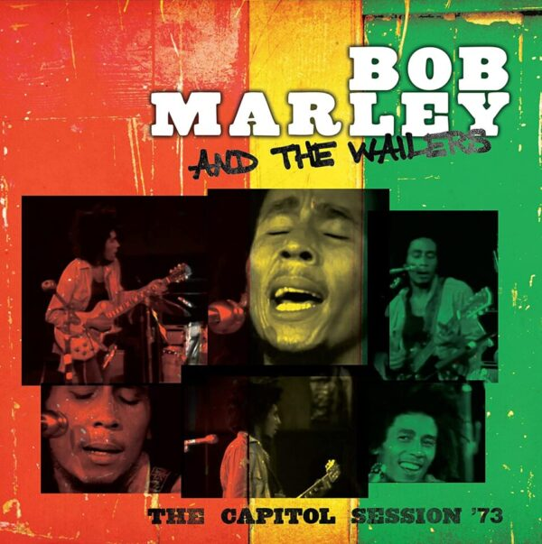Bob Marley - The Capitol Sessions 1973 (CD)