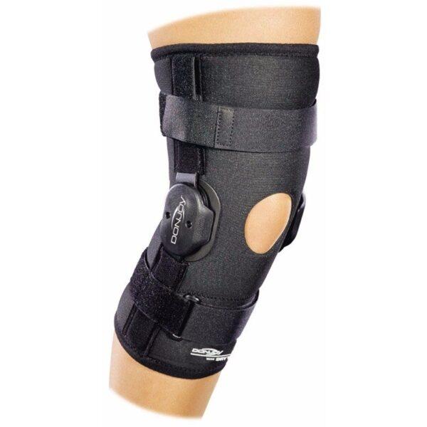 Drytex - DJO Global Deluxe Hinged Knee Wrap - Medium