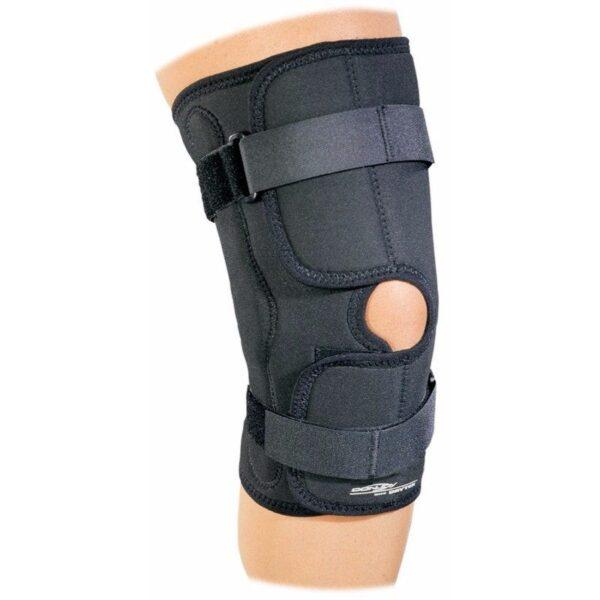 Drytex - DJO Global Sports Hinged Knee Wrap - Small