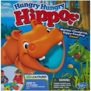 Elefun Hungry Hungry Hippos
