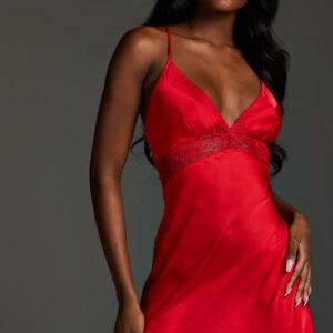 Hunkemöller Nina - Underklänning röd