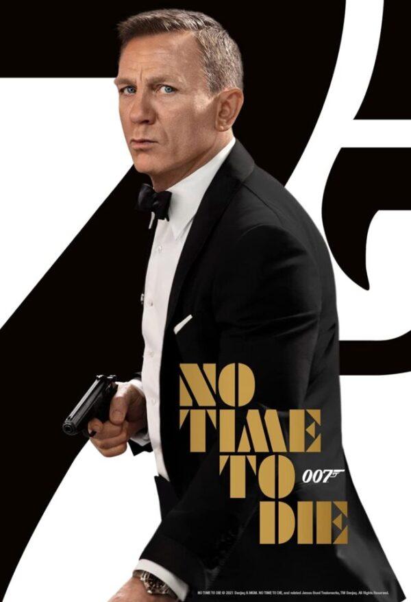 James Bond - No Time To Die (DVD)