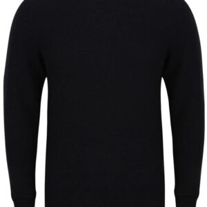 Jumpers Bate Wool Rich Knitted Jumper in Dark Navy - Tokyo Laundry / L - Tokyo Laundry