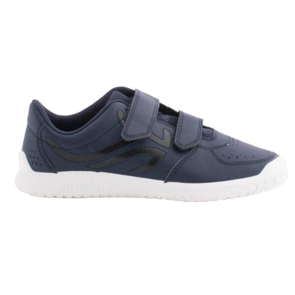 Kids' Tennis Shoes TS100 - Blue - UK 1.5 EU34 By ARTENGO | Decathlon
