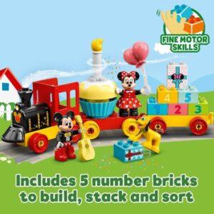 LEGO DUPLO Disney Mickey & Minnie Train 10941
