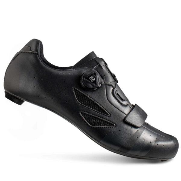 Lake CX218 Carbon Road Shoes - EU 37 - Black/Grey