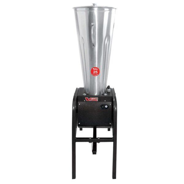 Liquidificador Industrial Vitalex LQI-25 Baixa Rotação 25 Litros Inox