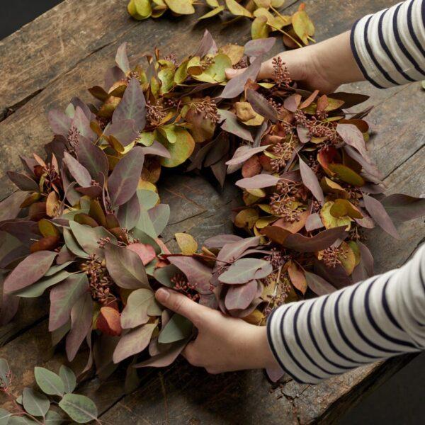 Make Your Own Autumn Wreath