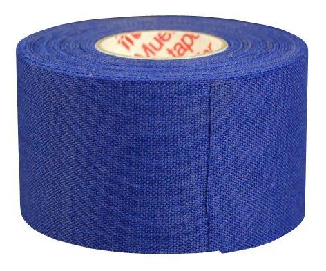 Mueller M Tape Coloured Zinc Oxide Sock Tape - 3.8cm x 9.1m Black - 1 Roll