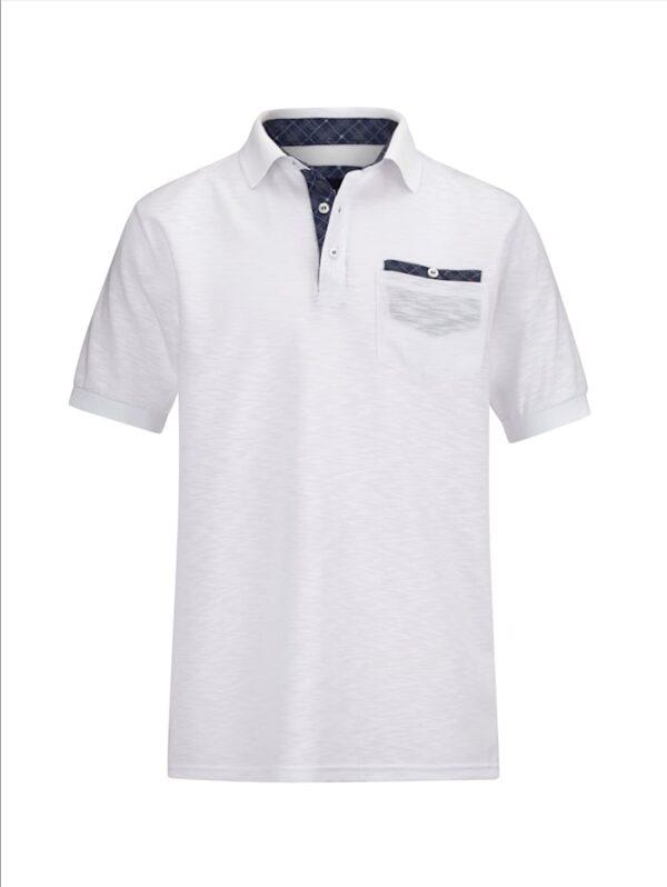 Poloshirt BABISTA Weiß