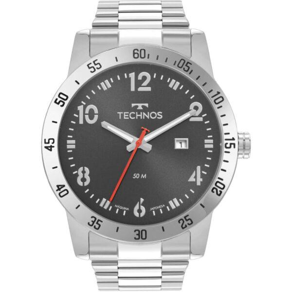 Relógio Technos Masculino Militar 2115MYJ/1F