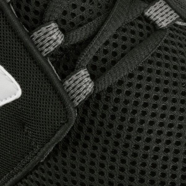 Soft 140 Mesh Men's Fitness Walking Shoes - Black/White - UK 11 - EU 46 By NEWFEEL   Decathlon