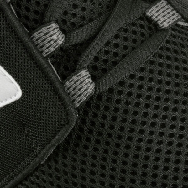Soft 140 Mesh Men's Fitness Walking Shoes - Black/White - UK 9.5 - EU 44 By NEWFEEL   Decathlon