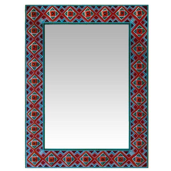 Square Florida Mirror