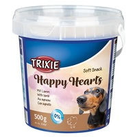 Trixie Soft Snack Happy Hearts 500g